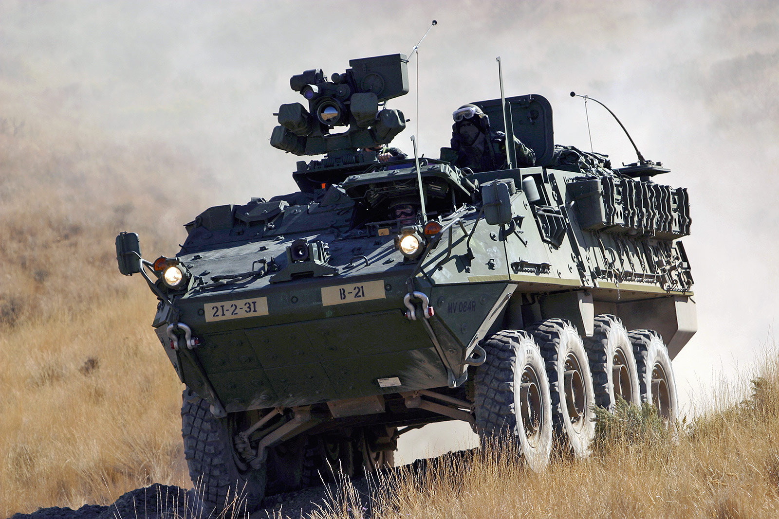LAV Stryker Armour